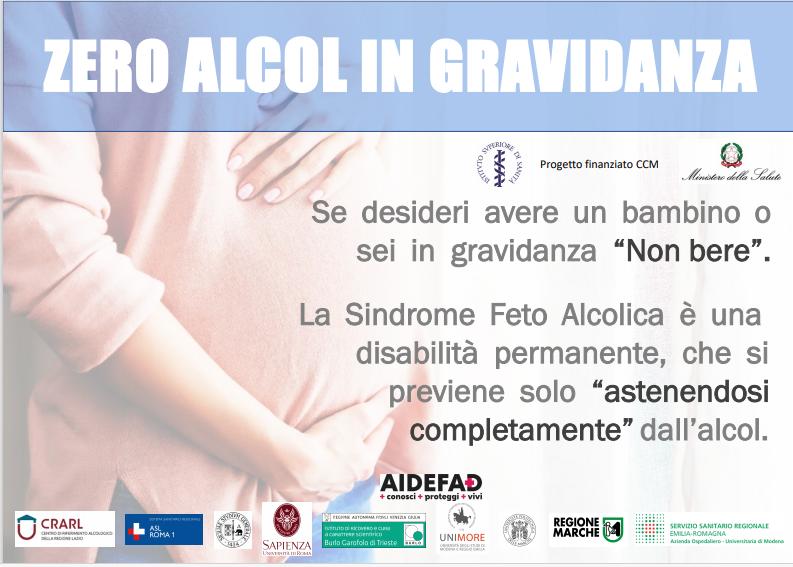 Alcol in gravidanza: al via un progetto dell'ISS per monitorarne il consumo